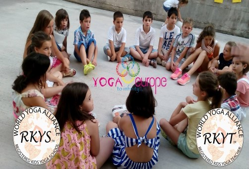 Kids Yoga Teacher Training Course with World Yoga Alliance