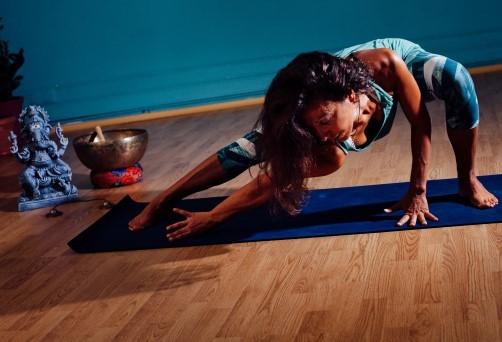 Yin Yoga & Creative Vinyasa Flow Workshop with Betty Papadopoulou