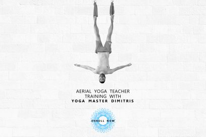 Aerial Yoga Teacher Training Cyprus