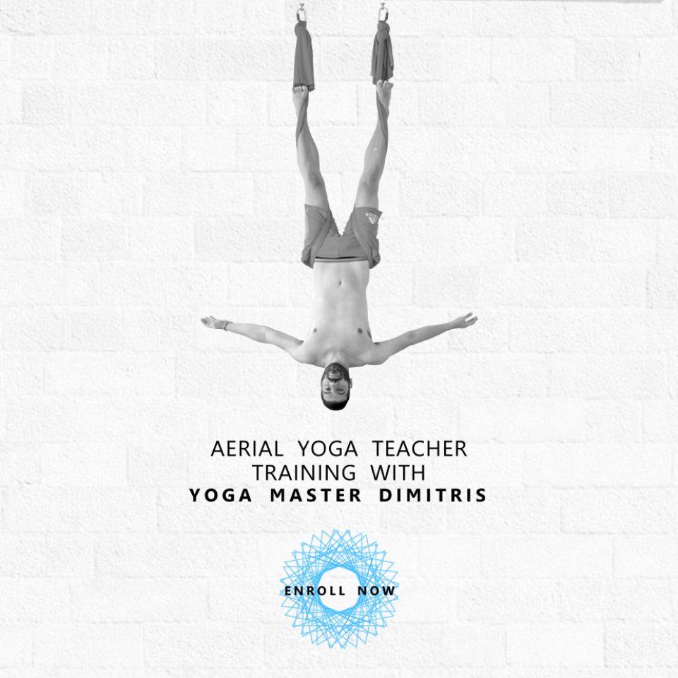 Aerial Yoga Teacher Training Cyprus