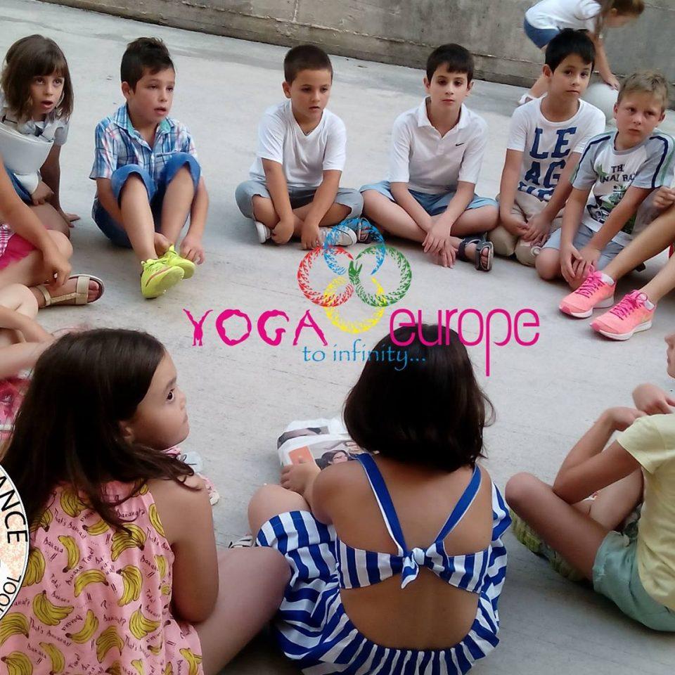 Kids Yoga Teacher Training Course with World Yoga Alliance