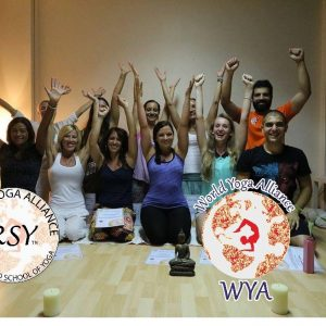 200hrs Yoga Teacher Training