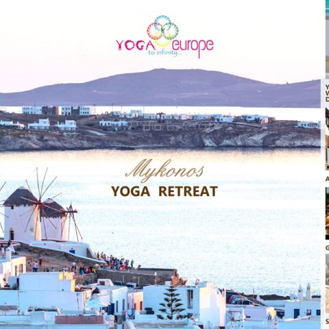 Seven Chakras Yoga Retreat in Mykonos
