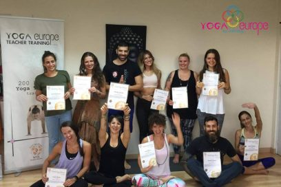 200 hours Yoga Alliance Teacher Training Cyprus
