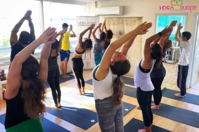 300 hours Yoga Alliance Teacher Training Cyprus